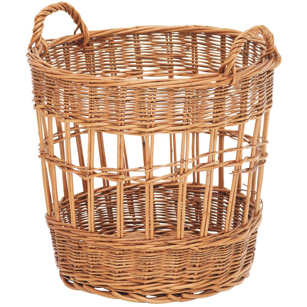 Baguette Display Basket with Handles