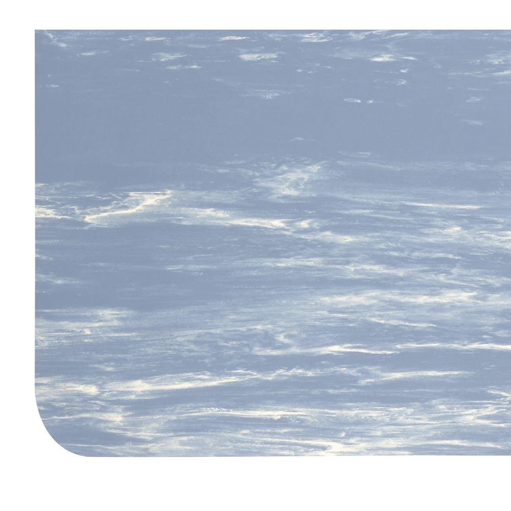 Notrax Anti Fatigue Mat Blue Vinyl 48 Quot W X 1 Quot H Custom Cut
