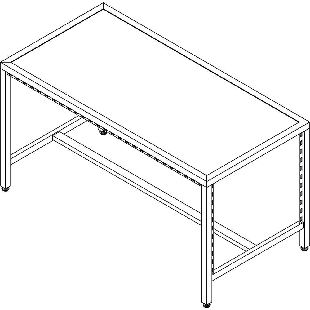 Retail Nesting Table