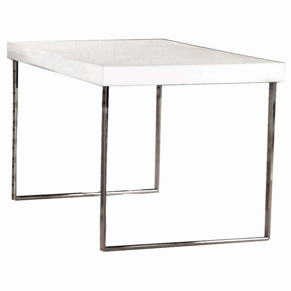 White Display Tables for Modern Look