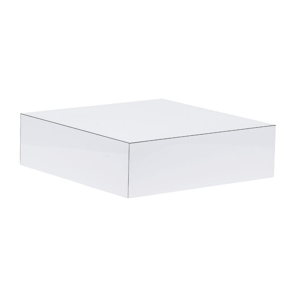 RISER TOP, GLOSS WHITE, F/CHRM FLOOR RISER