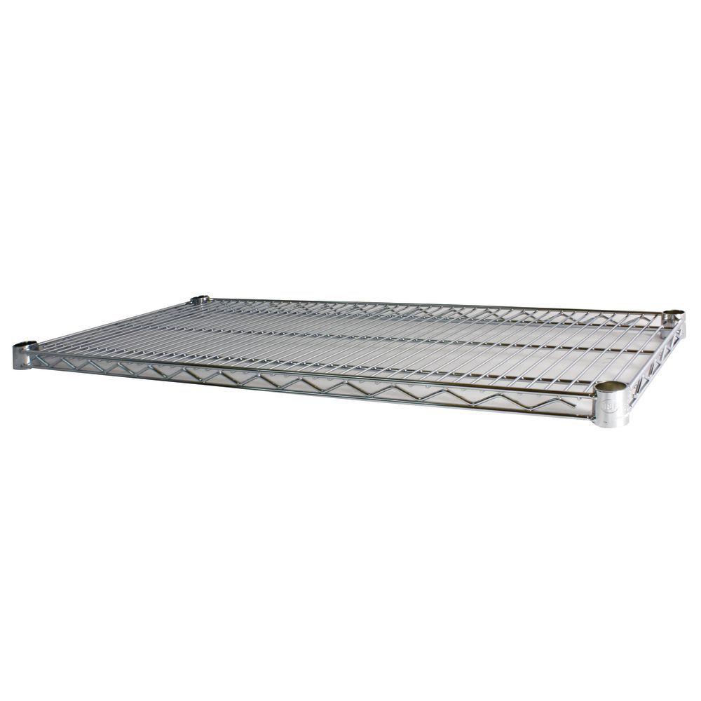 Chrome Wire Shelves