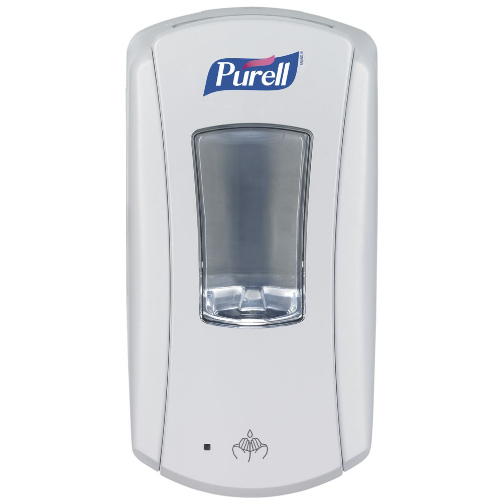 DISPENSER, SANITIZER, PURELL, 1200ML, WHITE