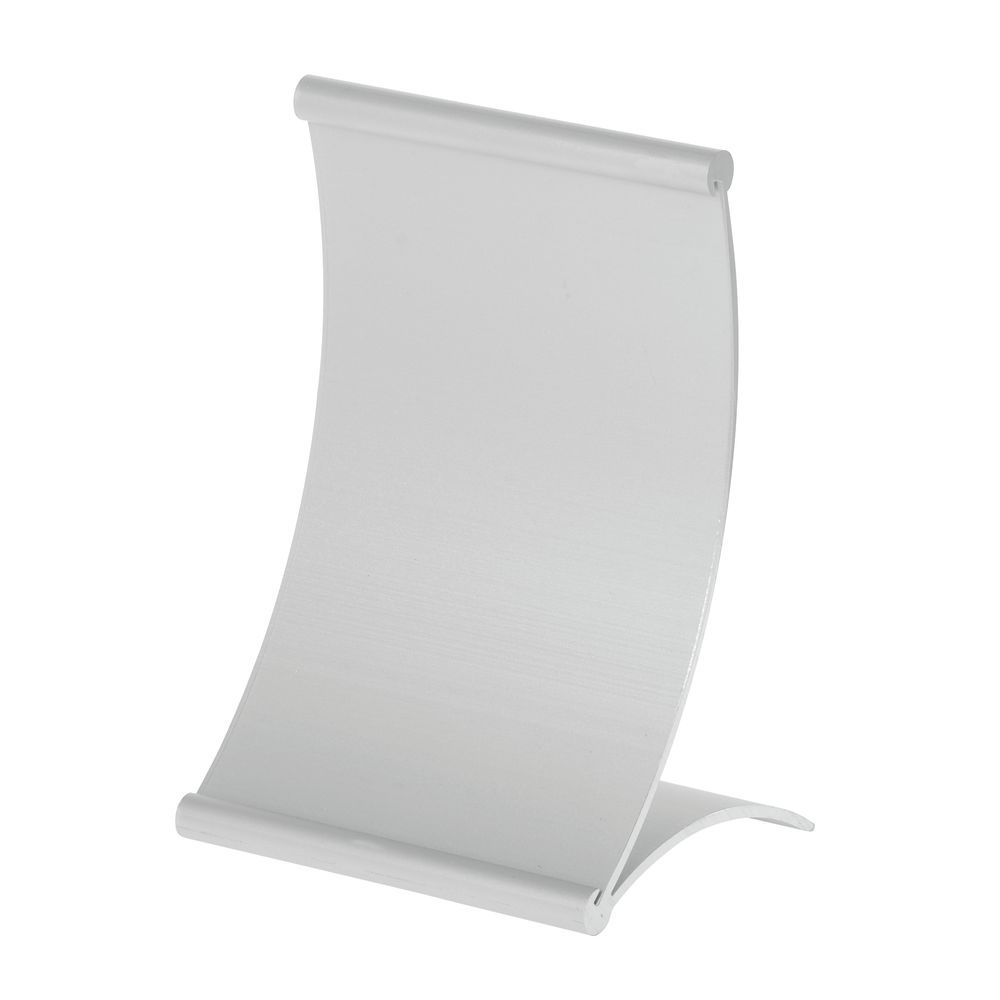 Non-Glare Metal Sign Holder