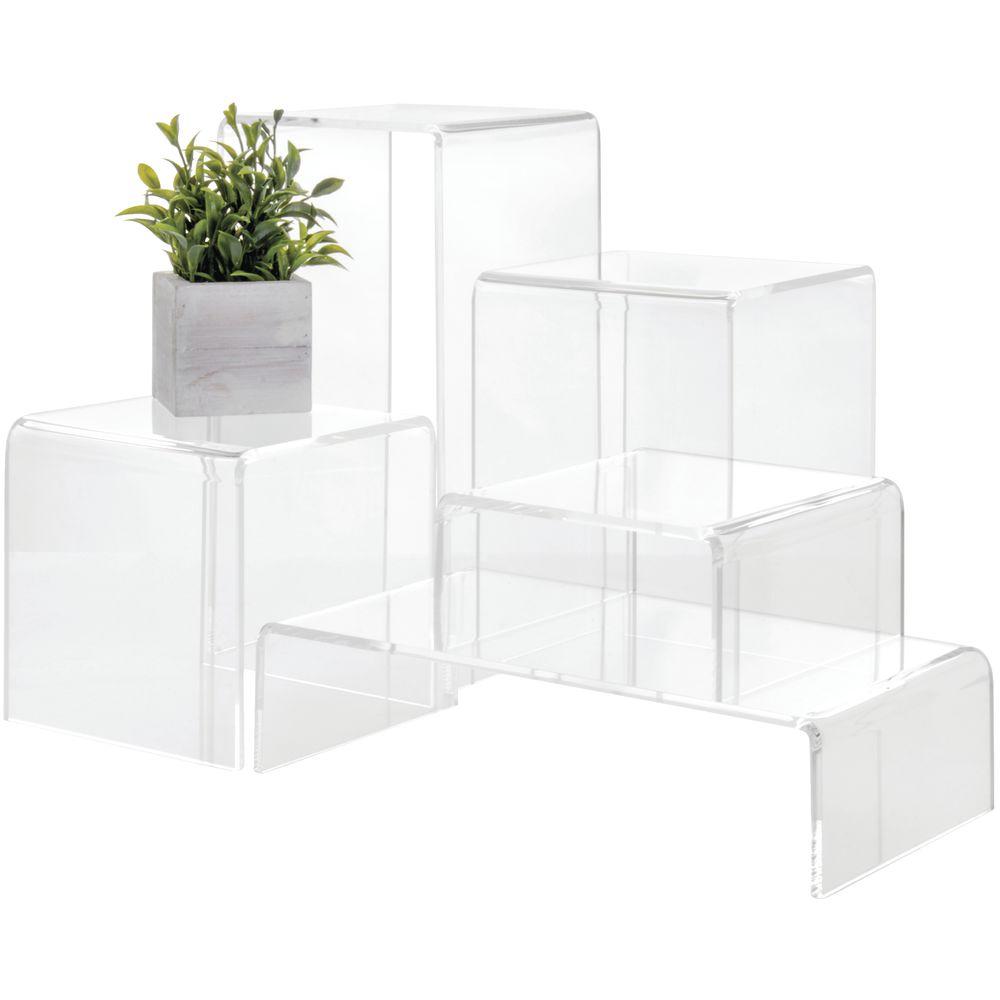 Variety Acrylic Display Risers