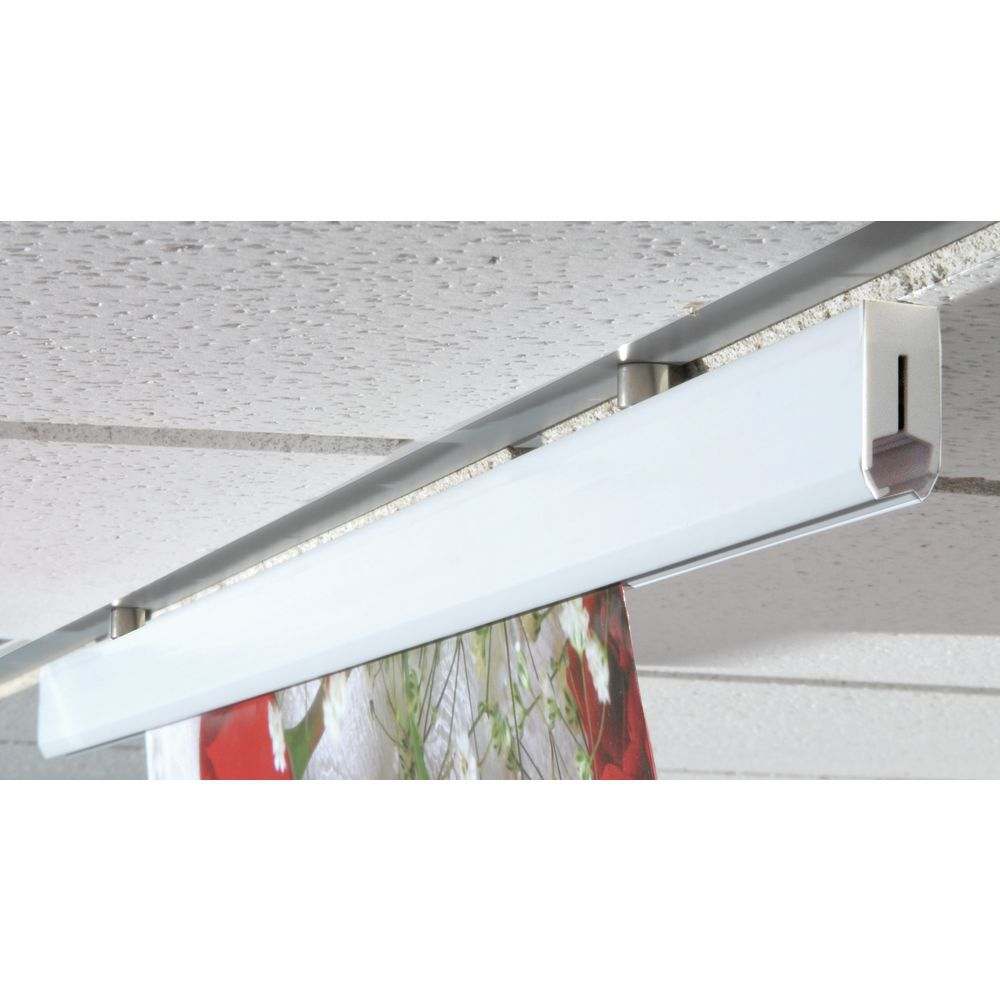 Magnetic Hanging Systems with Drop Hooks Included