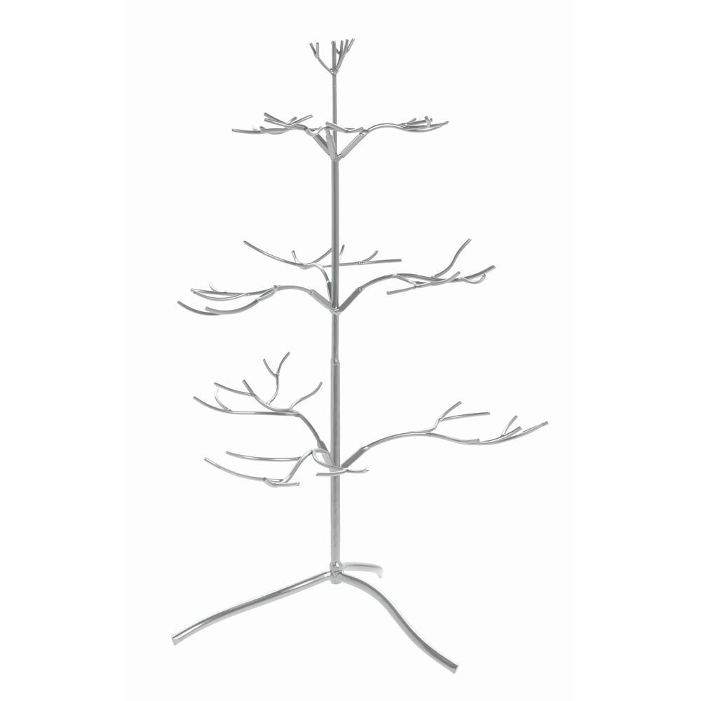 Silver Jewelry Display Tree, Small