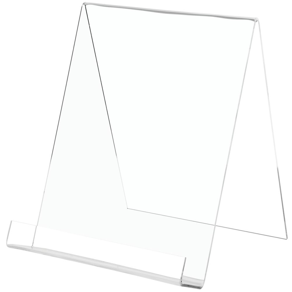 "11"" (H) Plastic Book Stands"
