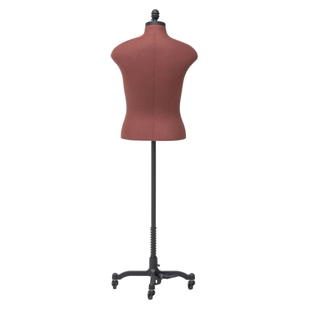 Coat Form w/Wheeled Base