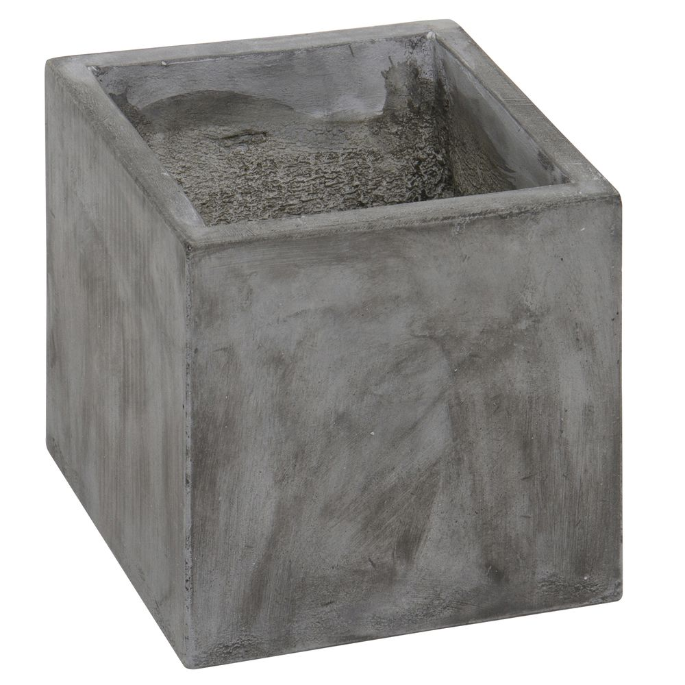"10"" Concrete Planter"