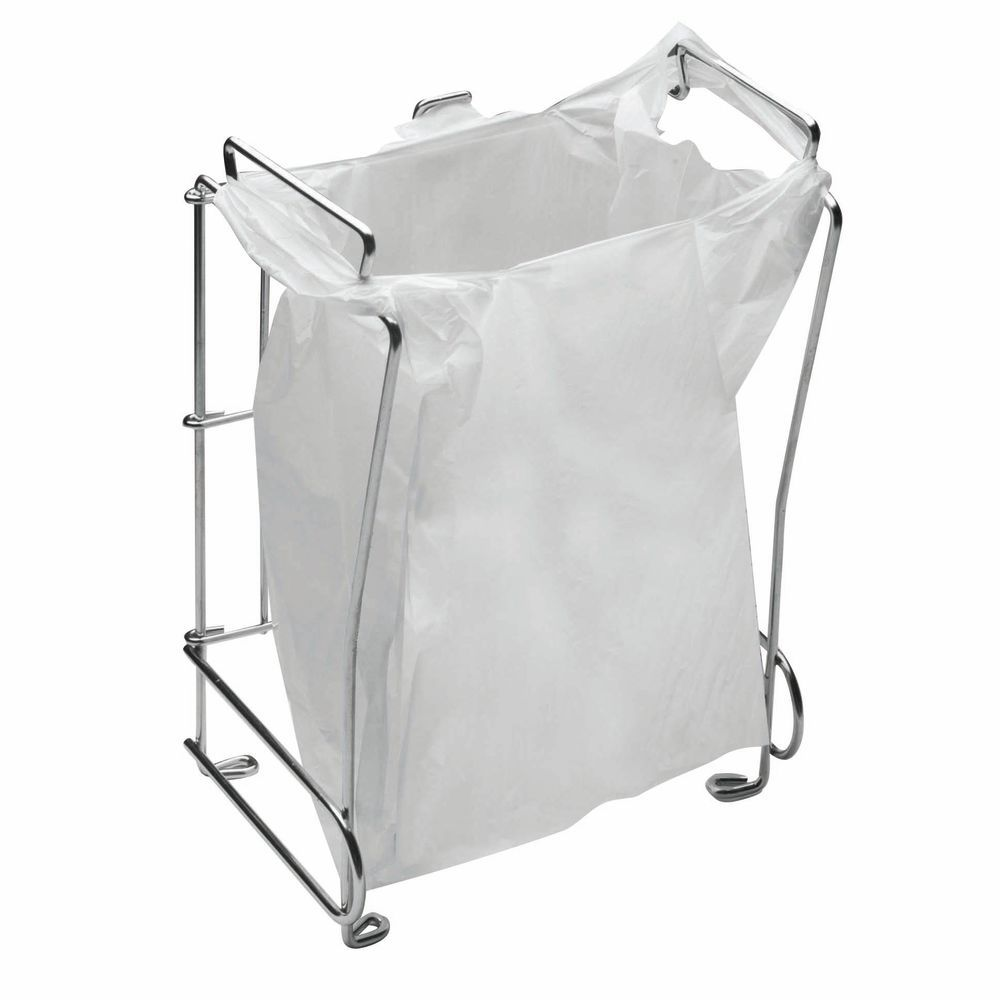 Bag Racks Feature Chrome Plated Wire