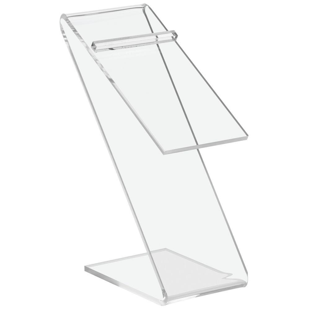 Acrylic Shoe Display Z Bend