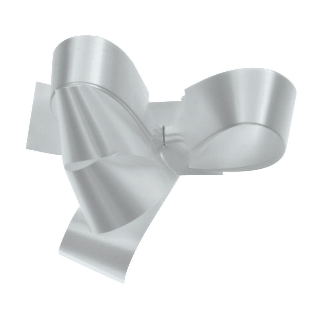 White Gift Bows