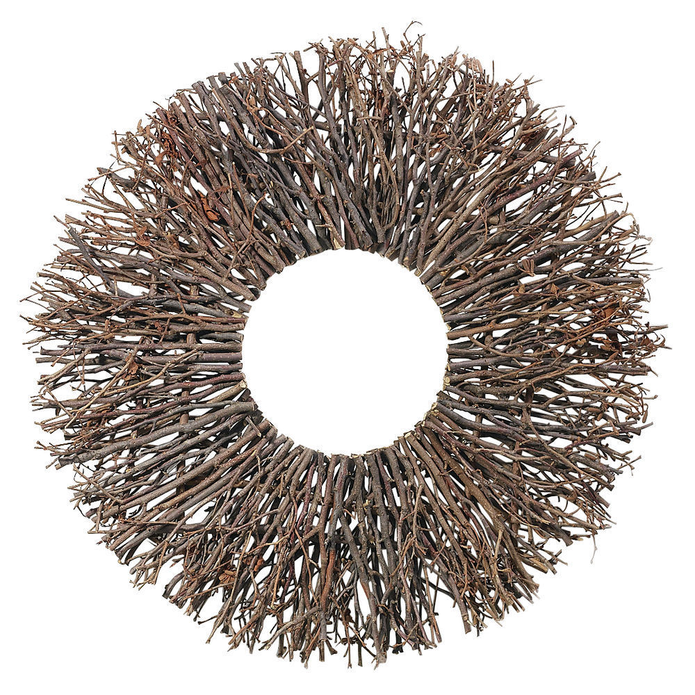 Medium Twig Wreath