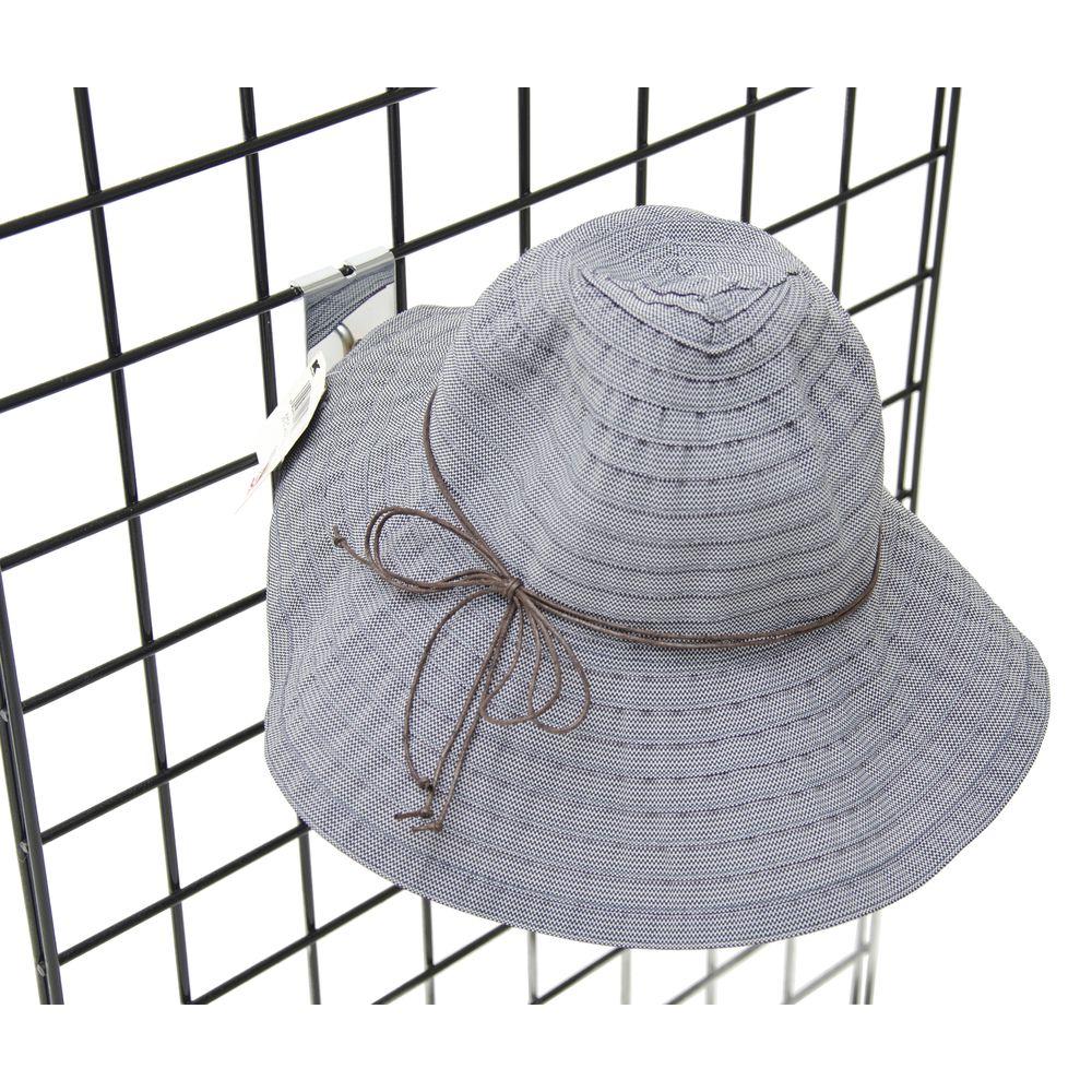 Grid Hat Displayer, Chrome