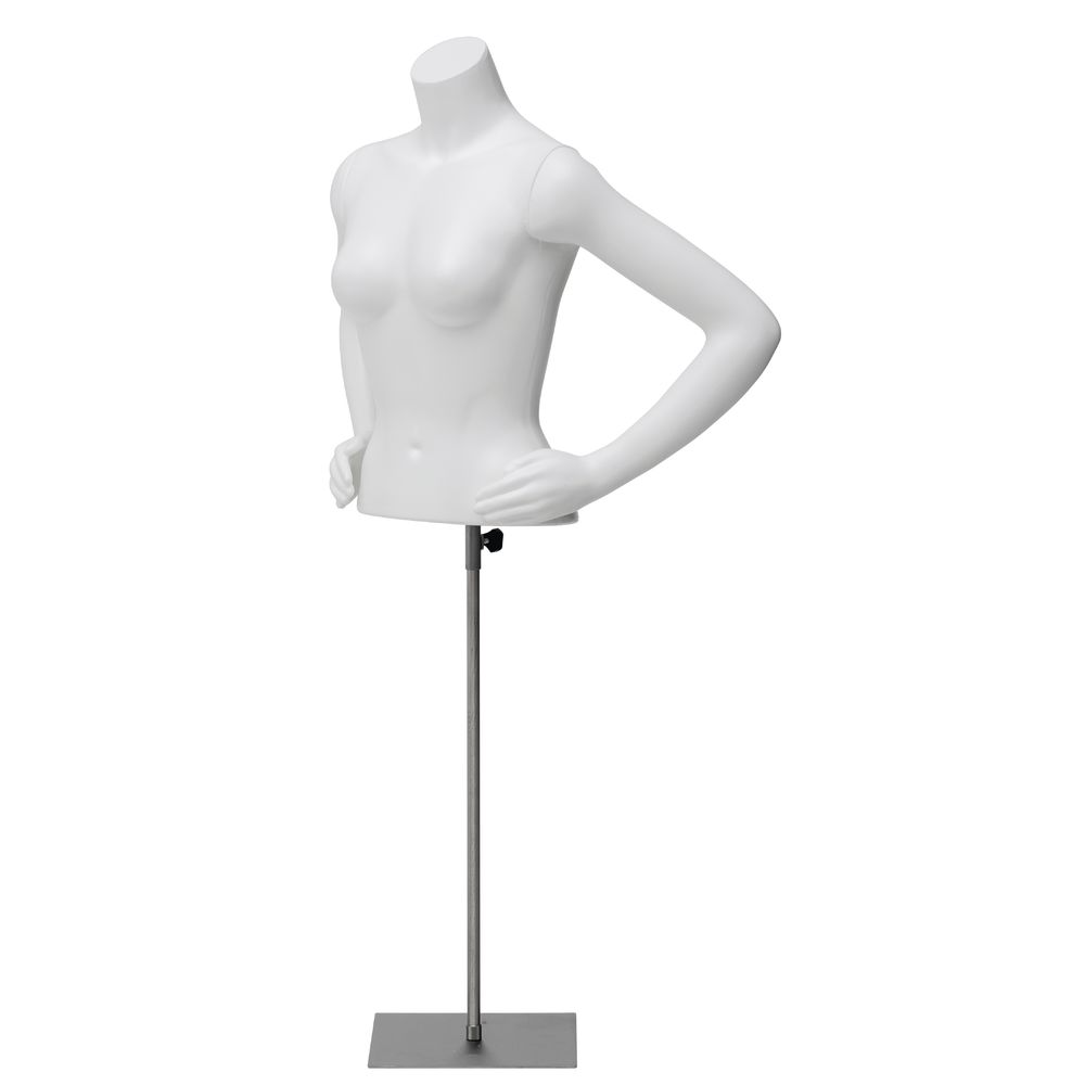 Female Bust, Hands on Hip