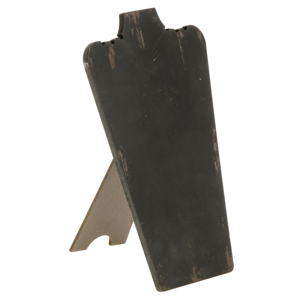 Black Wooden Neck Form