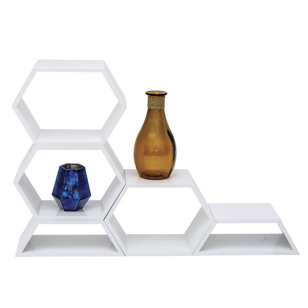 Full Hexagon Shelf
