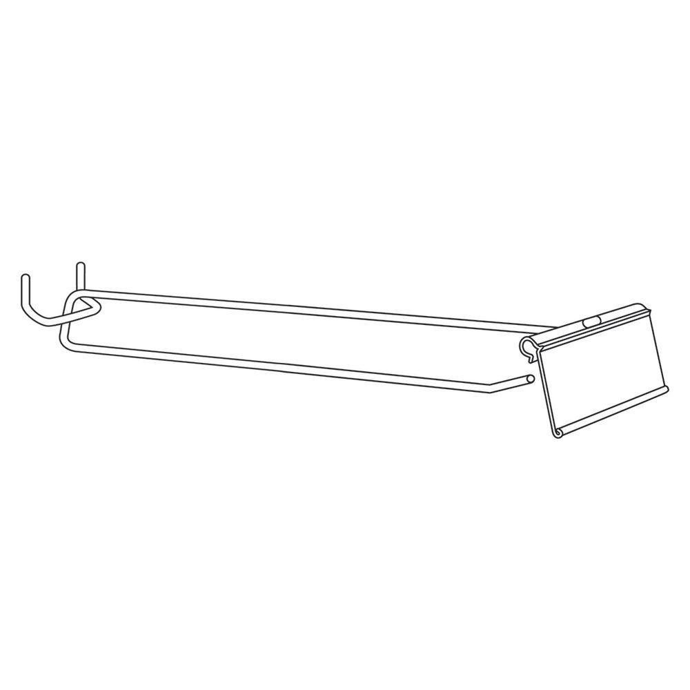 8 Inch (L) Flip Scan Hooks
