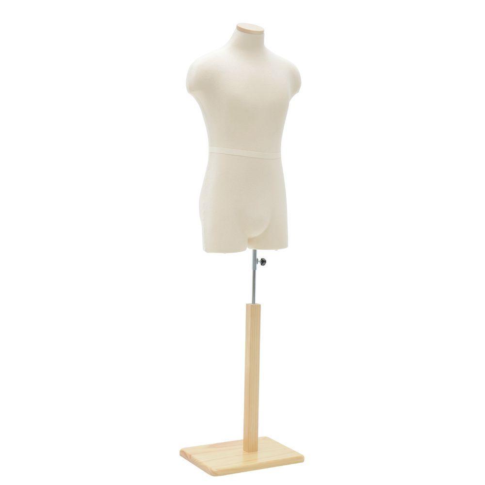 Mannequin Torso for Men's Clothing