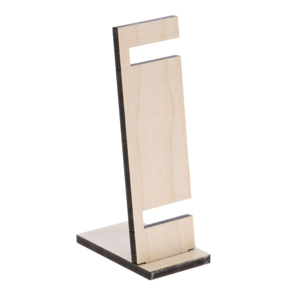 "WATCH EASEL, WOOD, NATURAL, 5""H"