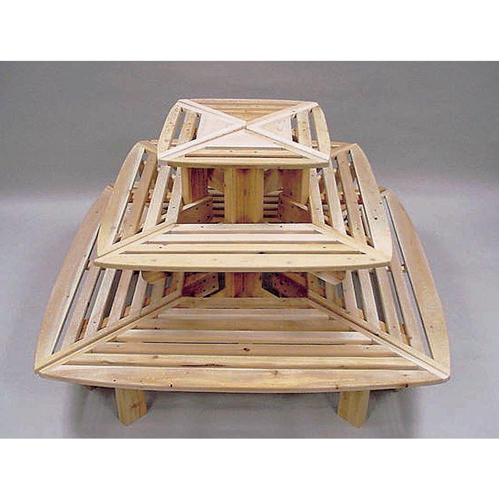 20lb Triangular Table