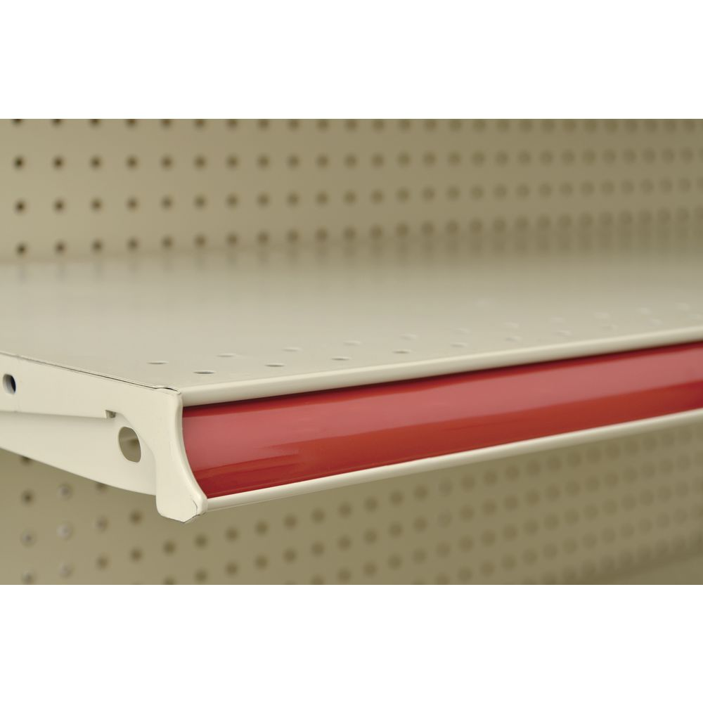 COVER, PRICE CHANNEL, RED (10/PK)