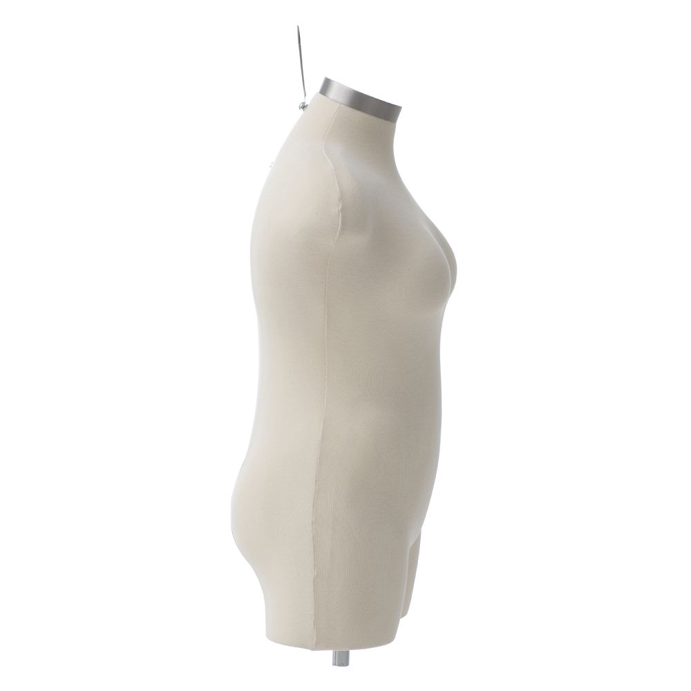 FORM, TORSO, FEMALE, CREAM, SIZE16