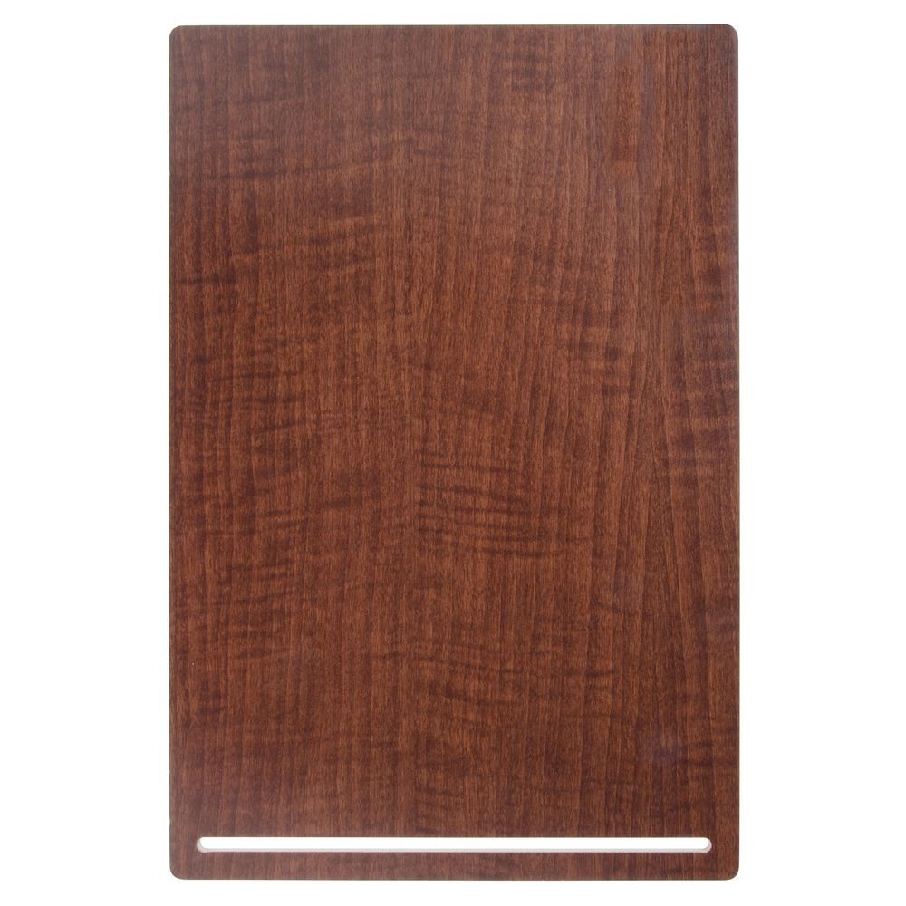CO COVER PLATE, SHIRT EASEL, BIRCH/CHERRY