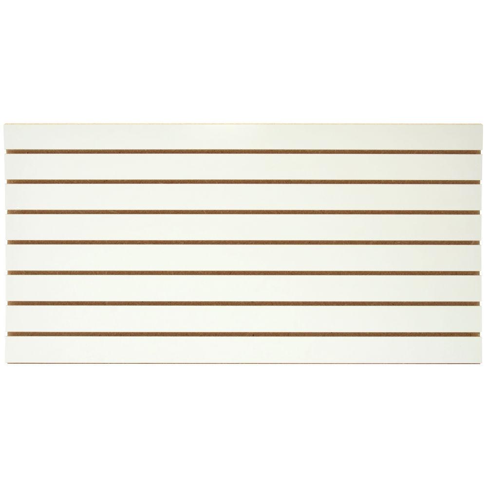 White Easy Slatwall Display Panels White Easy Slatwall Display Panels White Slatwall Display
