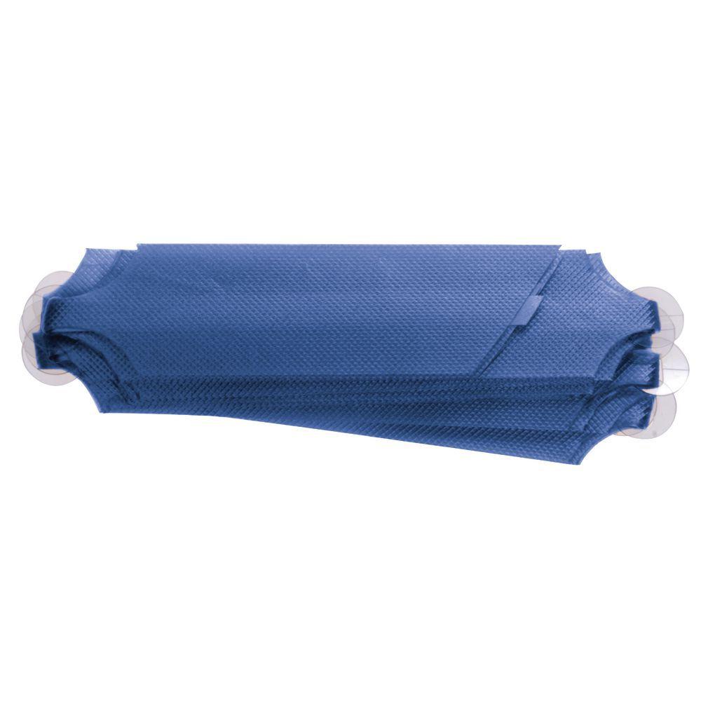 4 (W) Royal Blue Pull Bows