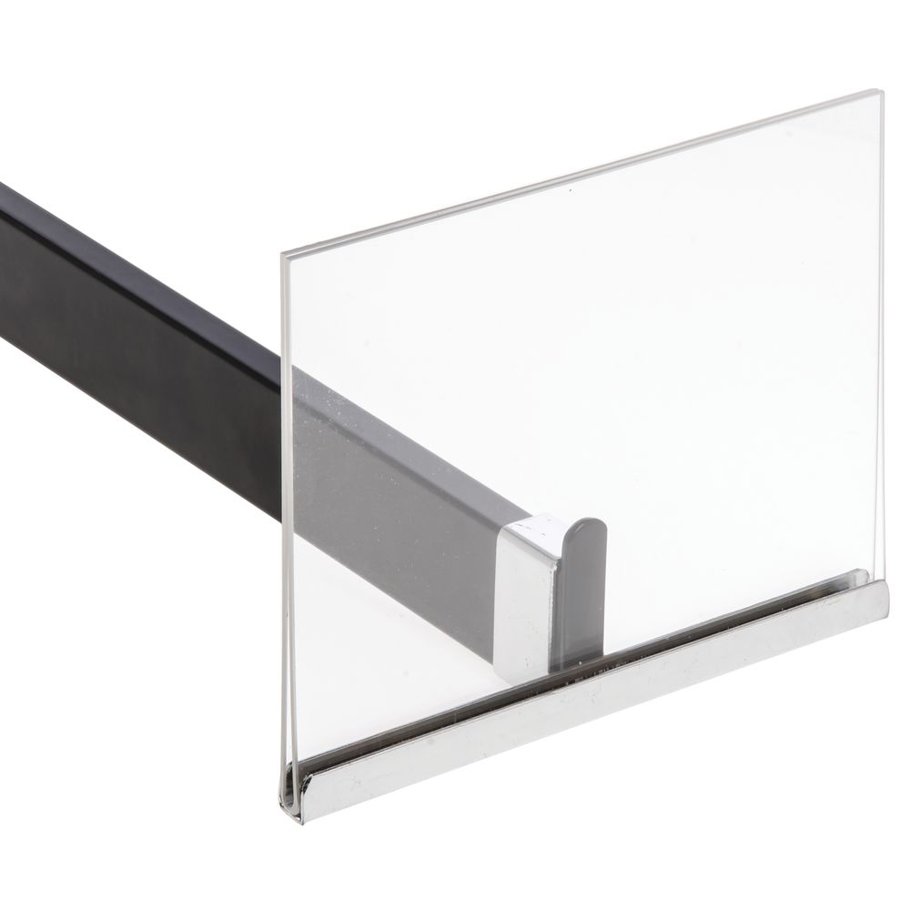 Acrylic Rack Sign Holder, 5.5 x 7