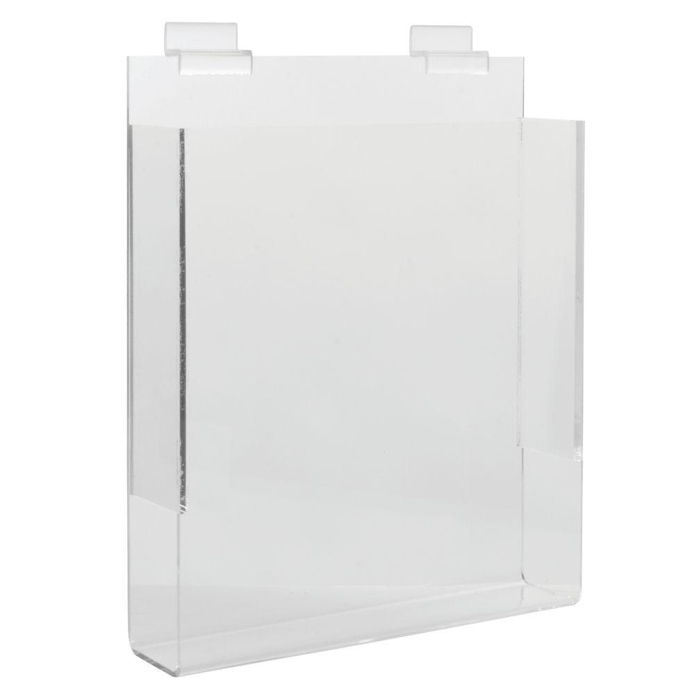 Acrylic Brochure Holders for Slatwall
