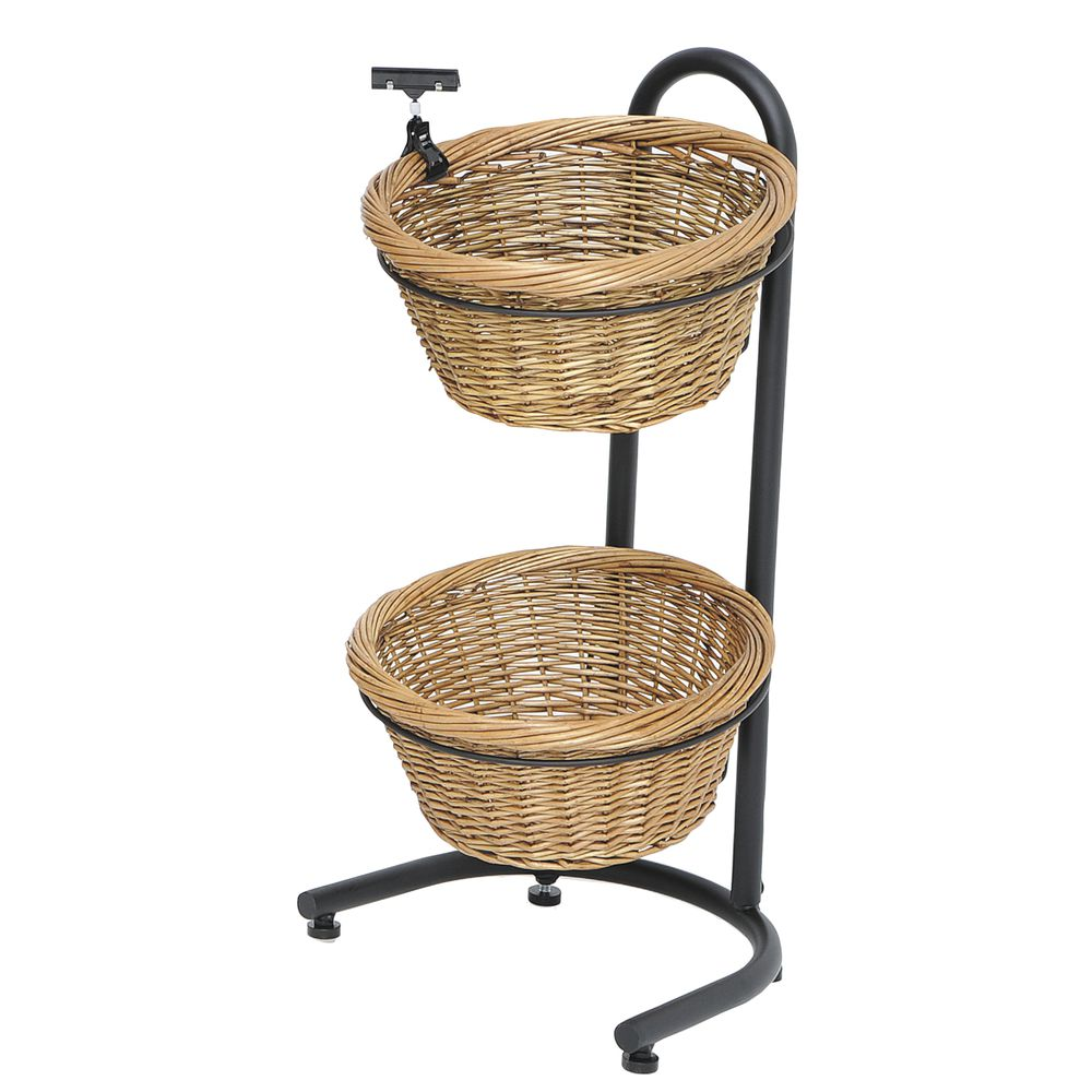 2-1 Tiered Basket Stand