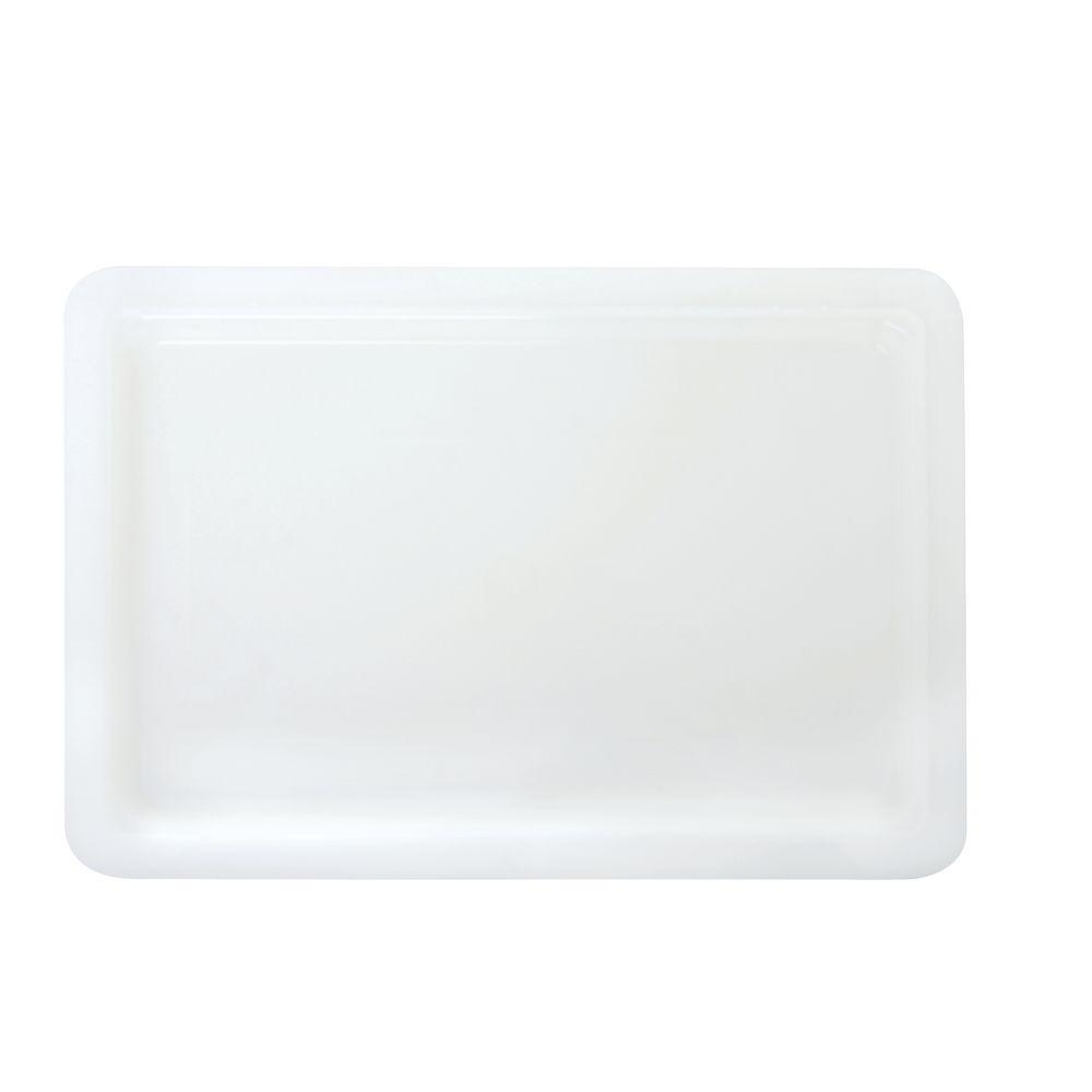 LID FOR 3/4 GALLON BOX, TRANSLUCENT WHITE