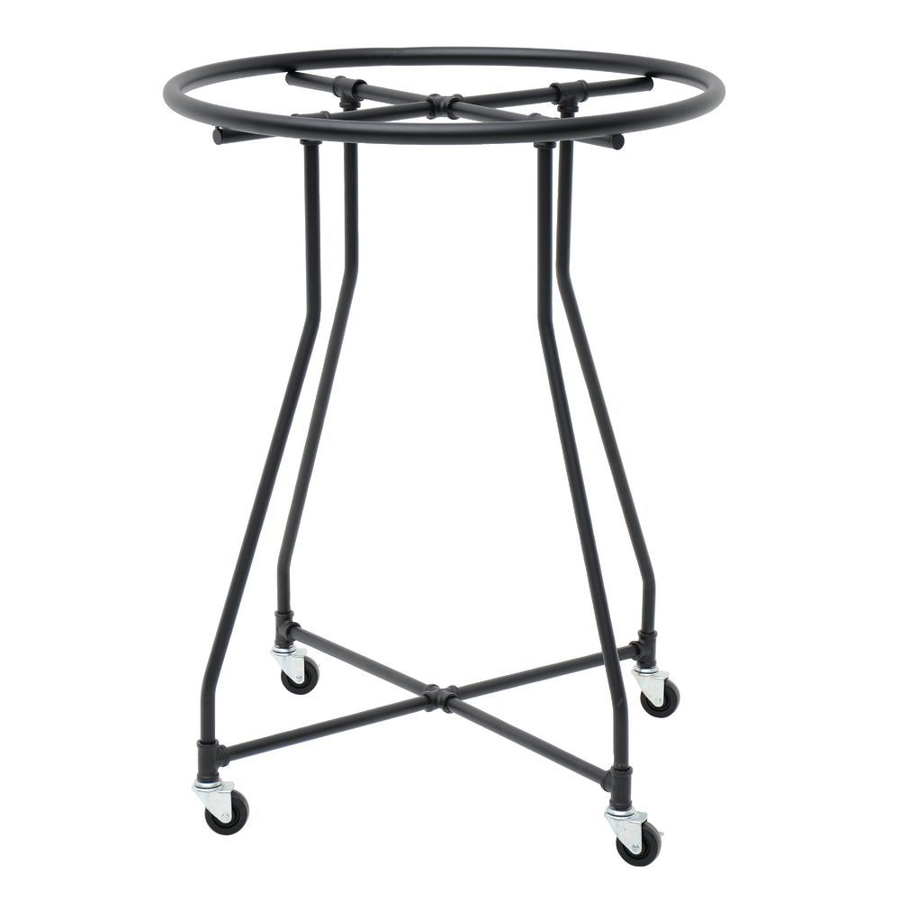 "Round Clothes Rack with 36"" Diameter Hang Rail"