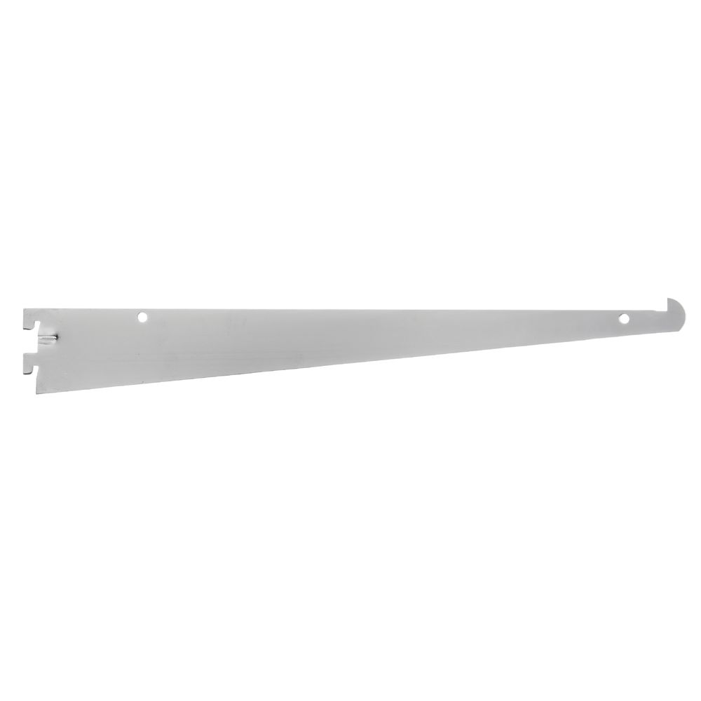 President Line Tap-In Shelf Brackets 14 Inch