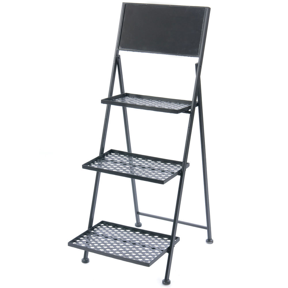 3-Step Ladder Display