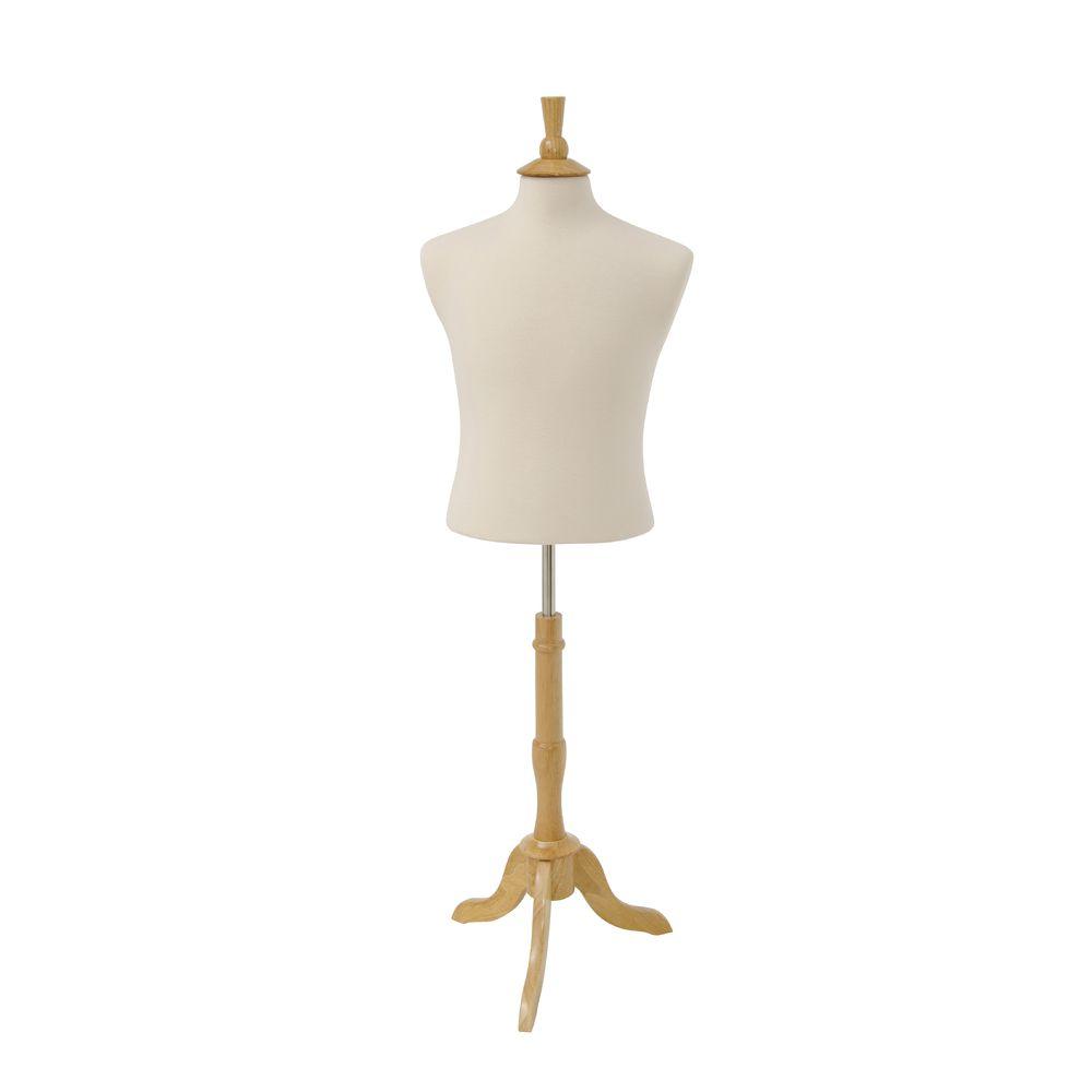 Cream Male Shirt Form