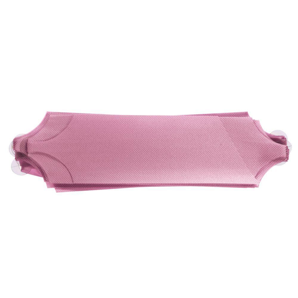 Pink Flora-Satin Pull Bows