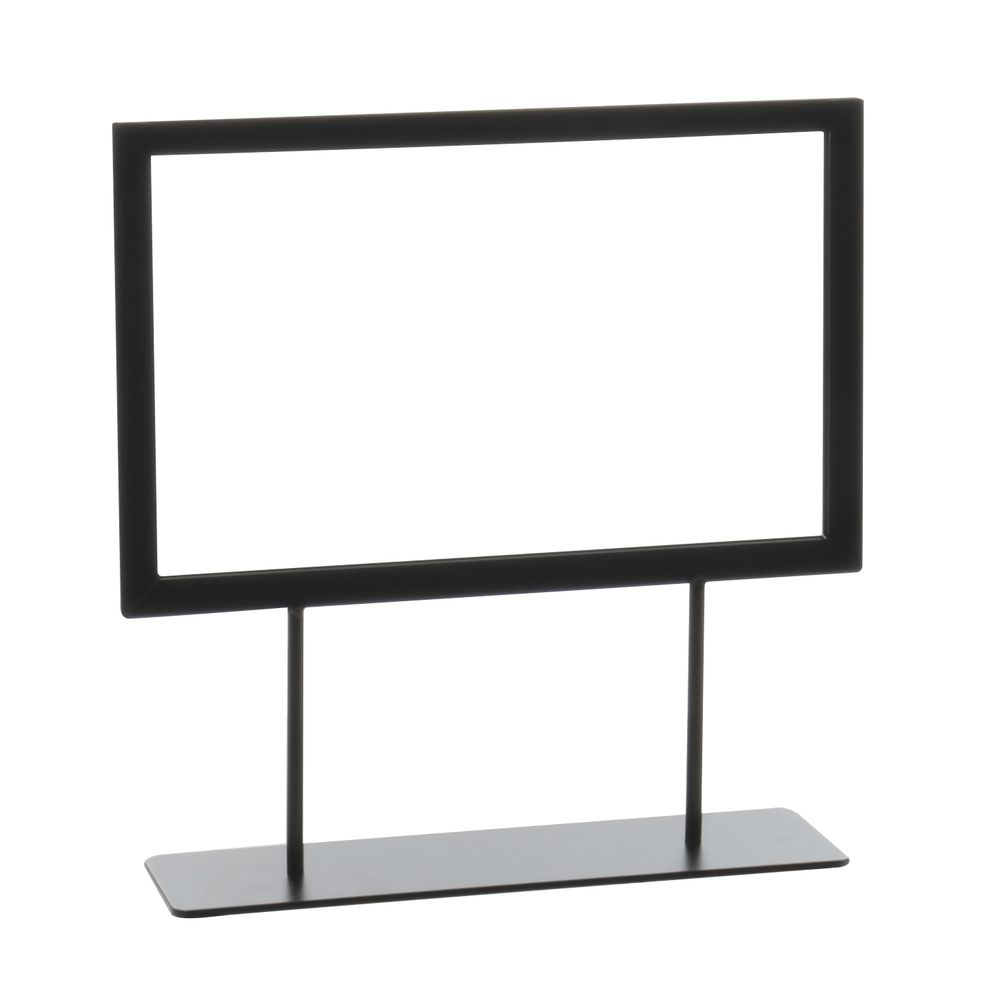 "11"" x 7"" Tabletop Sign Holder, Horizontal"