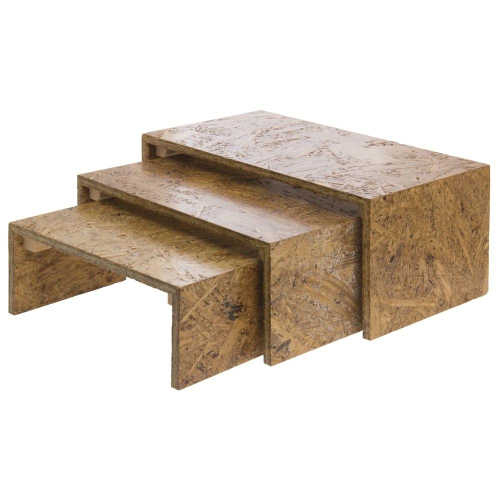 OSB Wood Risers