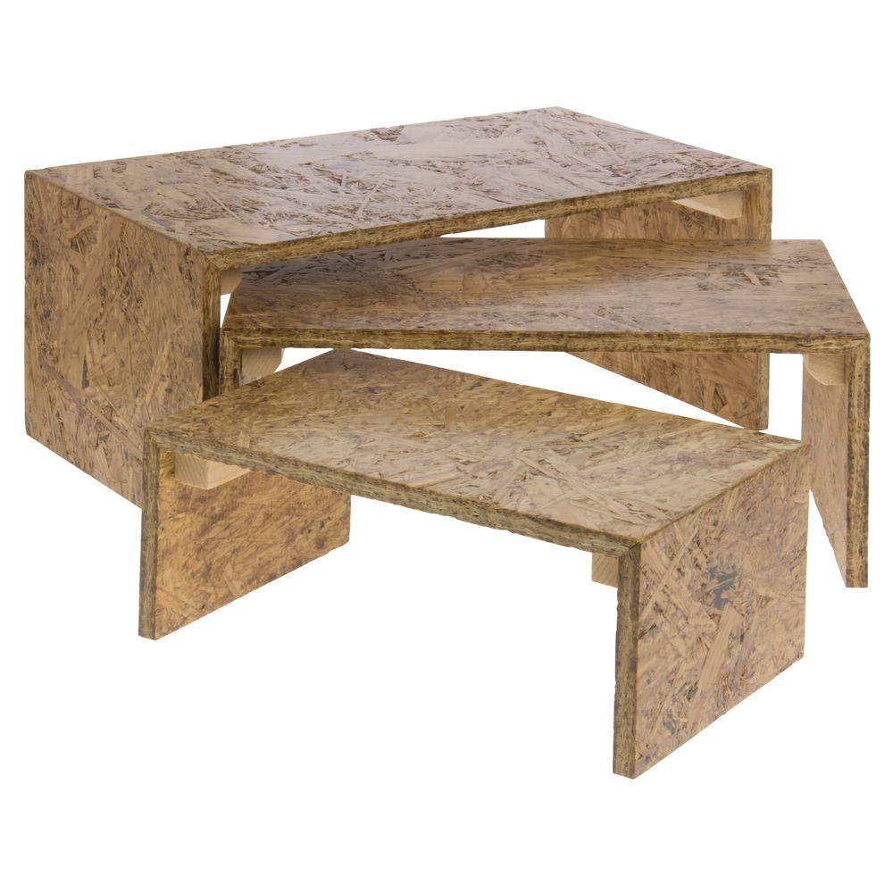 OSB Wooden Risers