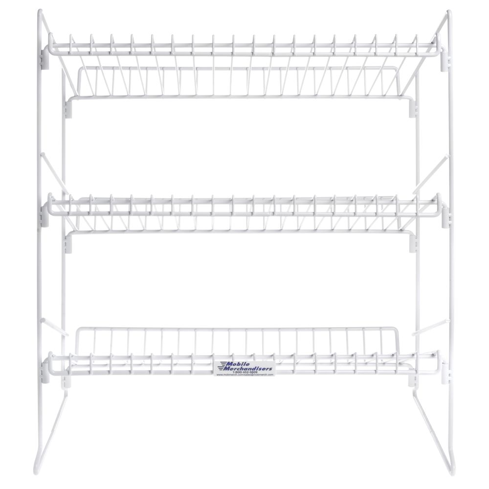 3 Tier Display Stand to Showcase Your Products at Register.