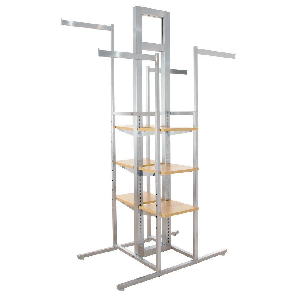 Alta 4-Way Clothing Rack